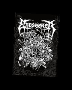 ENDSEEKER 'Flesh Hammer Prophecy' Poster